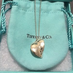 Tiffany & Co. Jewelry - Tiffany & CO silver Frank G. Heart out of product
